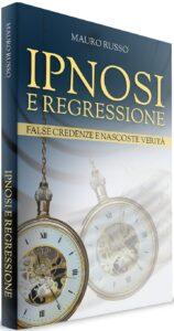 Ipnosi e regressione cover 3d